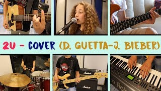 2U - Rock Pop Full Band Cover (David Guetta ft. Justin Bieber) HD