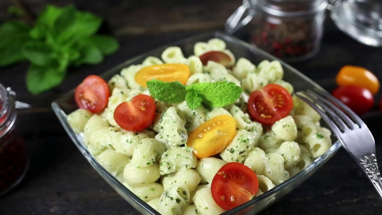 Сливочный соус песто рецепт