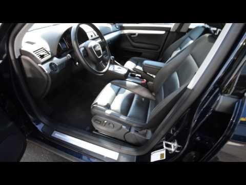 2007 Audi A4 2.0T quattro AWD (stk# 30136B ) for sale at Trend Motors Used Car Center Rockaway, NJ