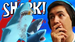 KILL EVERYTHING! BEST STRESS RELIEF EVER! - Hungry Shark Evolution
