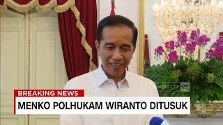 Menko Polhukam Diserang, Ini Respons Presiden Jokowi