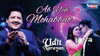 Ab Yeh Mohabat   Love Songs   I Love U Album   Udit Narayan