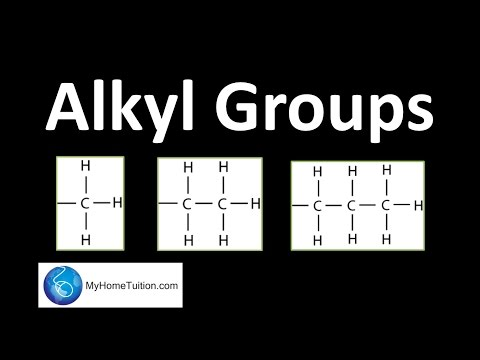Alkyl Groups   Carbon Compound