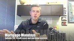 Credit Score and the loan process | Mortgage Mondays #110