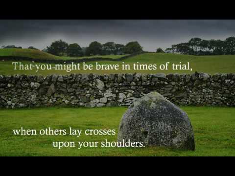 Traditional Irish Blessing  YouTube