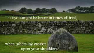 Traditional Irish Blessing