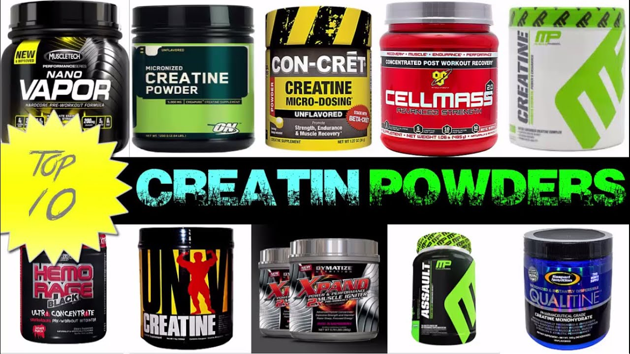 Why Take a Creatine Supplement