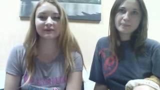"""«Снежинка» - из фильма """"Чародеи"""" (cover version Алена и Светлана)"""