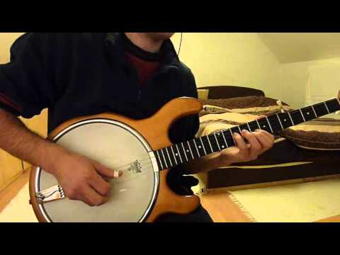 Orange Blossom Special on electric banjo