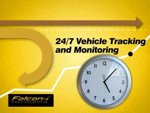GPRS Tracking - Falcon-i Vehicle Tracking System
