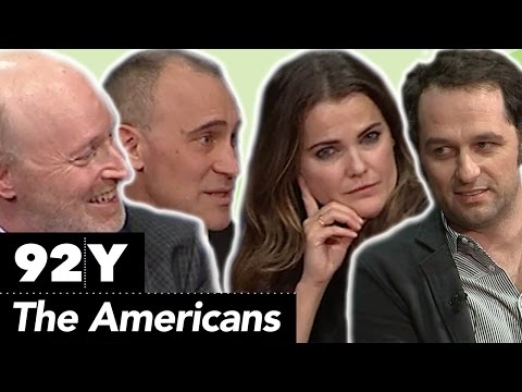 The team behind The Americans discuss Keri Russell's performance as Elizabeth Jennings