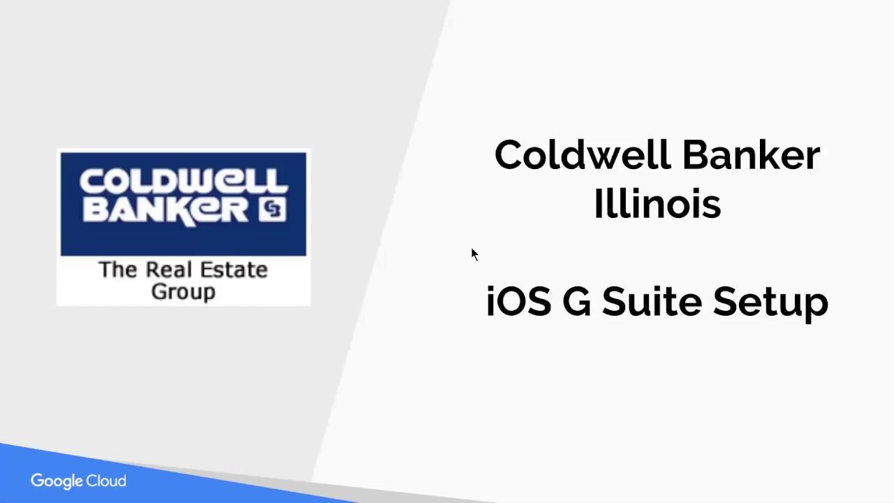 iOS G Suite setup, Gmail, Google Calendar, Google Drive, Contacts