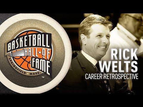 Rick Welts   Hall of Fame Career Retrospective