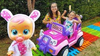 Öykü'nün Sihirli Prenses Arabası Magic car and Colored Fences - Oyuncak Avı