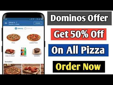 Dominos New Promo Code 2021 | Dominos Offer Today | Dominos Offer Code | Dominos Free Pizza