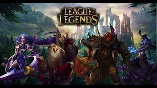 League of Legends:-SORAKA ADC, el poder de la BANANA-/Gameplay en Español