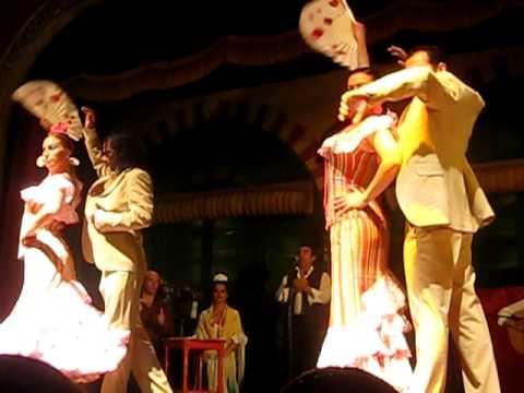 Flamenco Dance w/ Fans