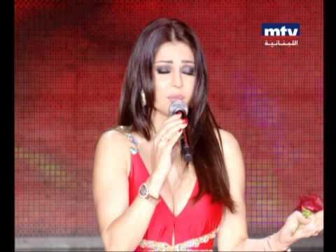 Haifa Wehbe Olt Eih On Studo El Fan Programme