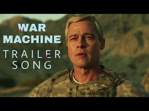 War Machine Trailer #1 Song (2017) | Original Version By Bob Dylan