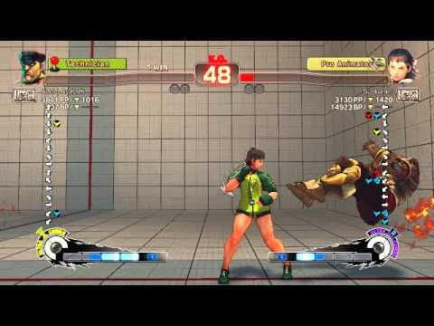 USF4 PC – European Journey: AvatarK (M.Bison) vs Suckura (Sakura)