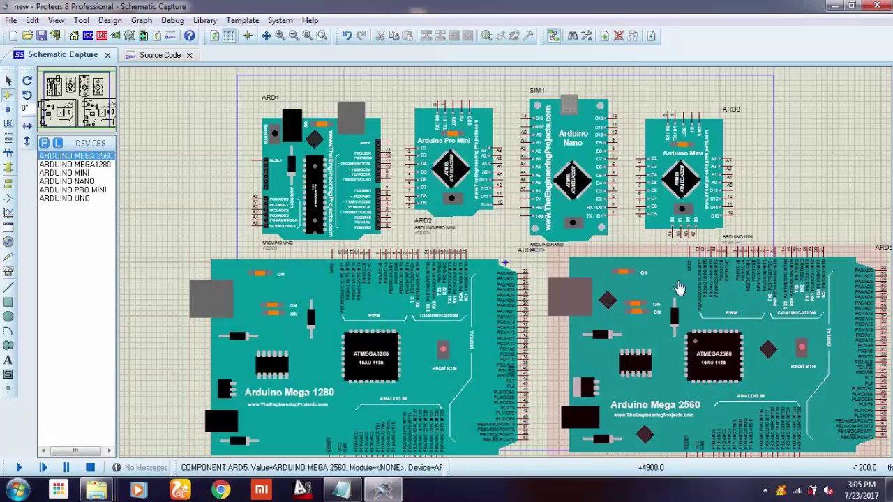 How to Add Arduino Board to Proteus 8