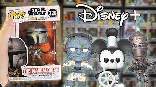 Baixar Disney + Funko Pop Hunting!   The Mandalorian, Steamboat Willie and MORE!