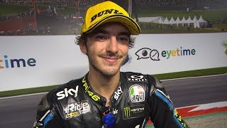 """Bagnaia: """"On The Last Corner I Was Better"""""""