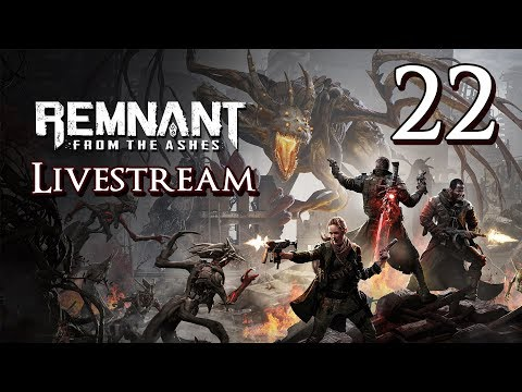 Remnant: From the Ashes - Let's Play Part 22: Root Horror