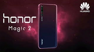 Honor Magic 2 OFFICIAL With 6 CAMERA | Honor Magic 2 Price, Specs, Release Date, 2018