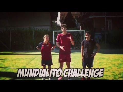 MUNDIALITO CHALLENGE CON UNA FAN!!