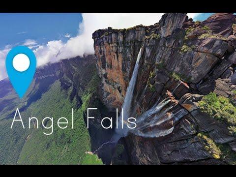 Angel Falls Venezuela (salto ángel) Vtravel Global