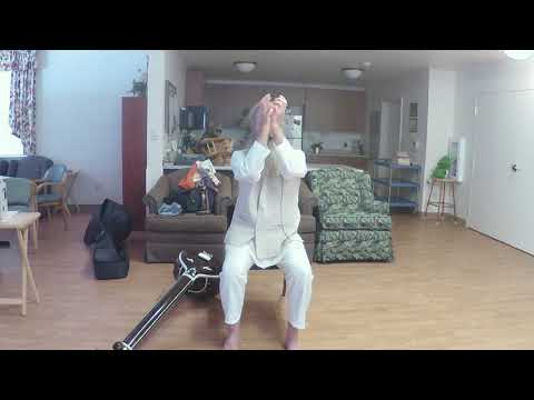 Chair Yoga: Transpersonal Yoga 2 (A) – Accessing Consciousness