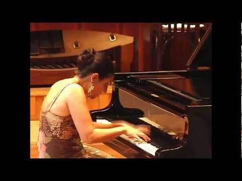 MARIA GABRIELLA MARIANI piano  recital