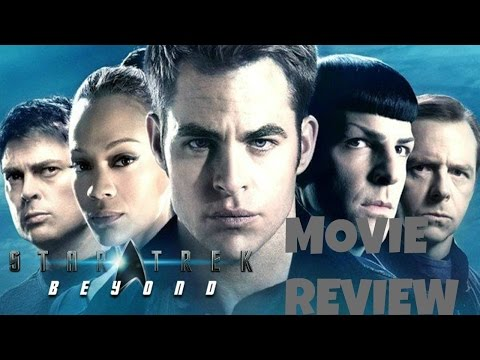Star Trek beyond (movie review & my personal history with th
