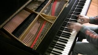 Czerny: Etude in D minor, op. 740 no. 37 | Cory Hall, pianist-composer