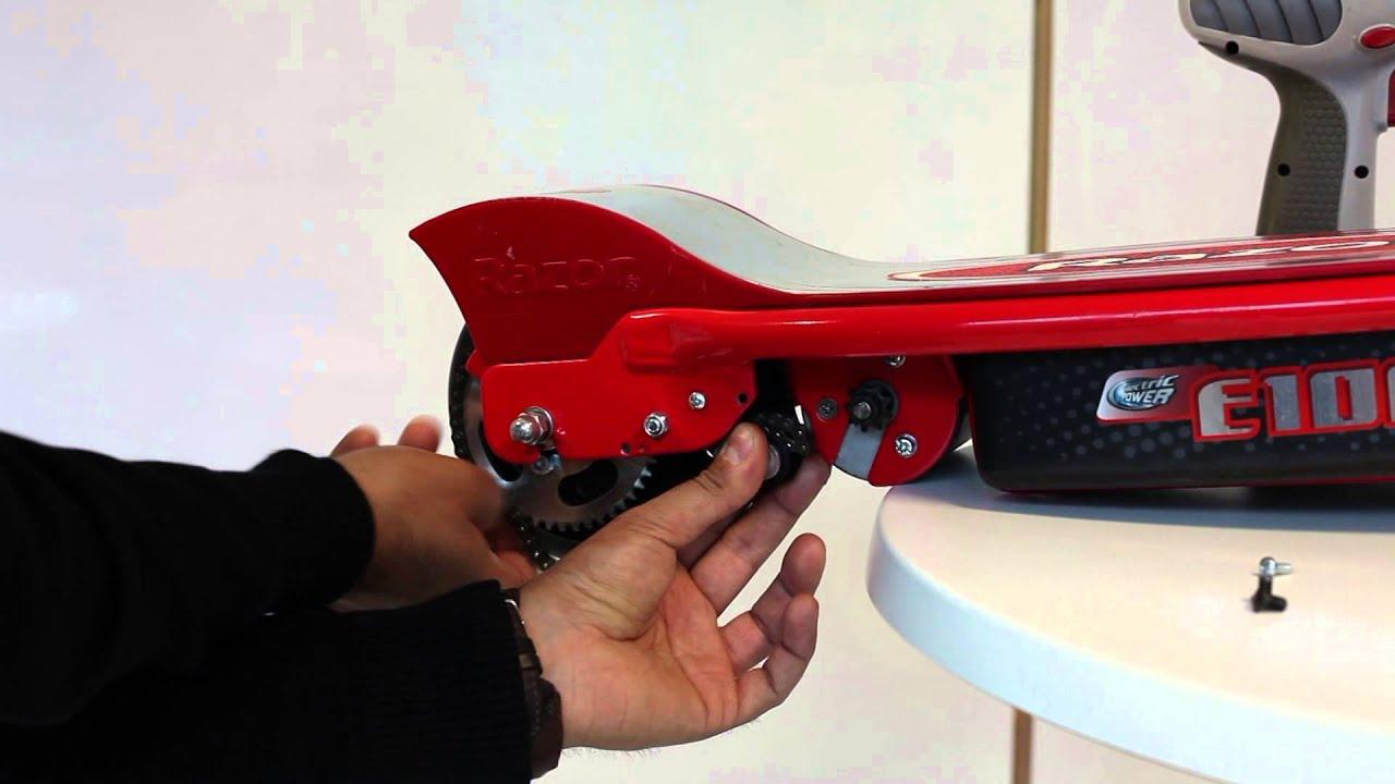 Razor E200 Electric Scooter Chain Guard