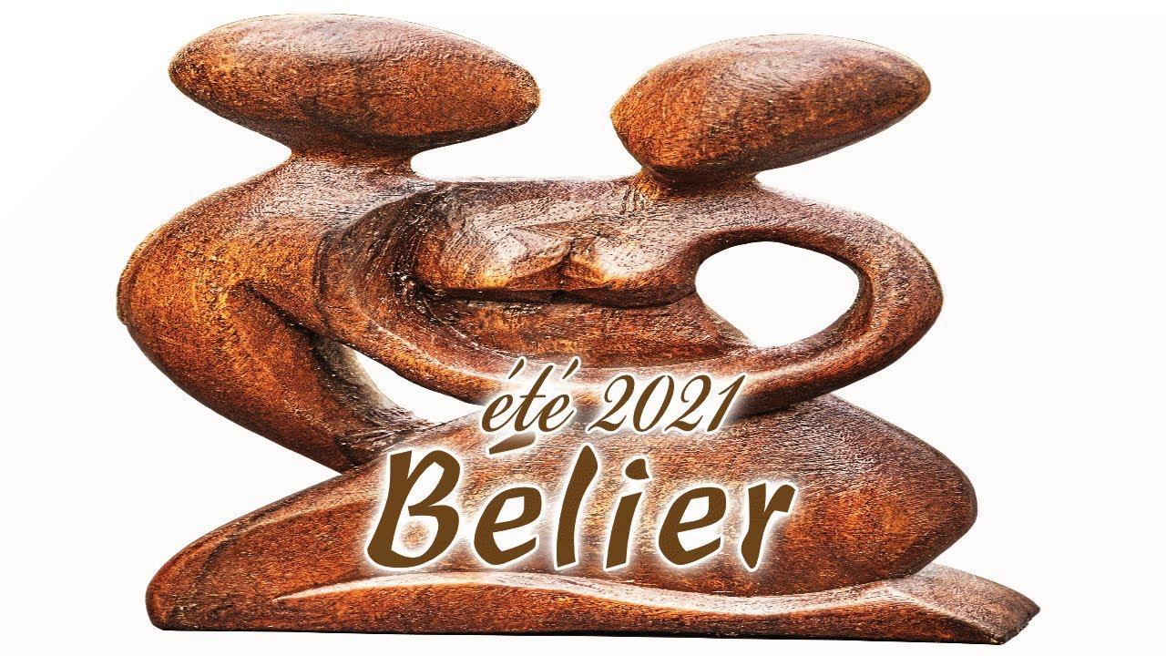 BELIER - Vie sentimentale été 2021