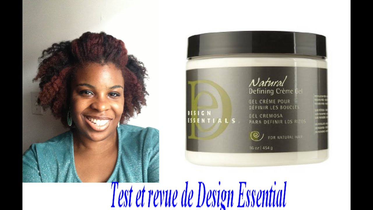 Video156 Wash And Go Design Essential Defining Creme Gel Youtube