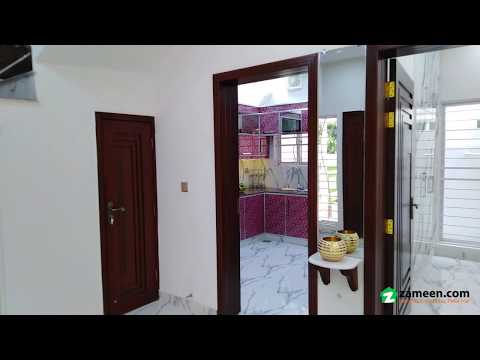 5 MARLA BRAND NEW HOUSE AVAILABLE FOR SALE IN AA BLOCK SECTOR D BAHRIA TOWN LAHORE