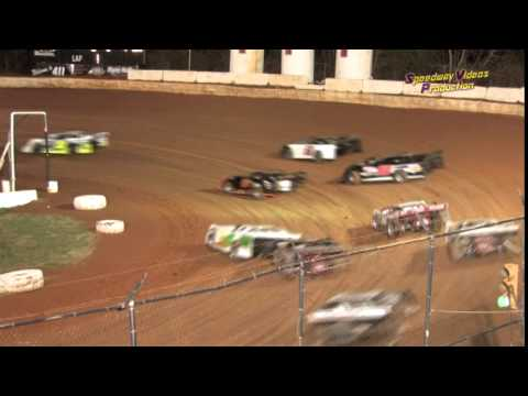 Sportsman 3-21-15  -  411 Motor Speedway