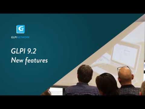 GLPI 9.2 Les Nouvelles Fonctionnalités