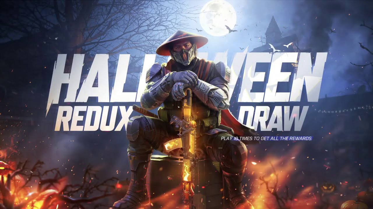 Call of Duty®: Mobile - Halloween Redux Draw
