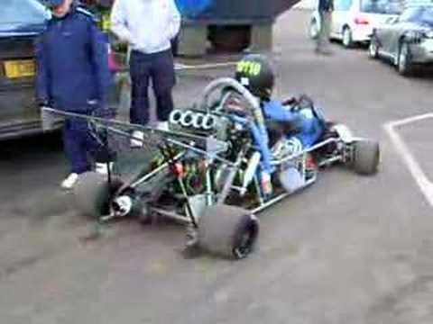 Honda Cbr1000Rr For Sale >> Santa Pod 2008 Drag Kart - YouTube