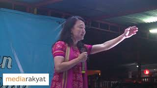 Hannah Yeoh Goodies Alone Cannot Sustain A Nation Goodies Alone Will Not Last A Nation