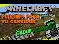 Minecraft: Plugins para tu Servidor - GroupManager (Permisos y Rangos)