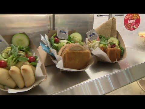 Miami-Dade County Public Schools Unveils New School Lunch Menu