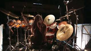Hallowed be thy Name - drumcam - Eric Claros