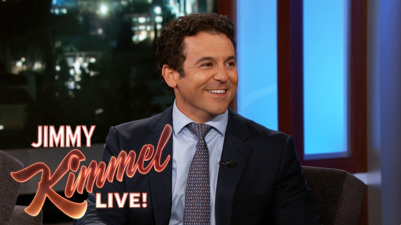 Fred Savage on The Wonder Years & His Lazy Kids