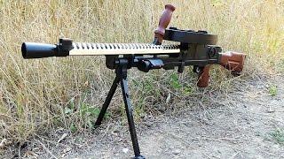 Іграшковий кулемет Дегтярьова Toy Gun