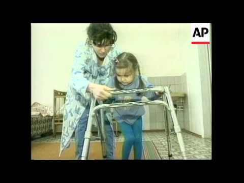 UKRAINE: CHERNOBYL DISASTER & HEALTH
